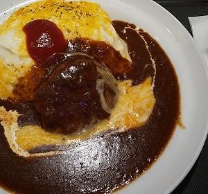 【優待ご飯】松屋フーズホールディングス (9887)の「マイカリー食堂」で「チーズハンバーグオムレツカレー(大盛り)」を食べてきました♪