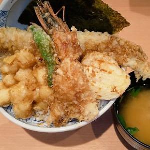 【優待ご飯】アークランドサービス(3085)の「江戸前天丼 はま田」で「江戸前天丼」を食べてきました♪