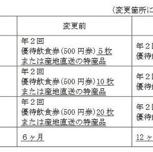 【株主優待】大庄 (9979)の優待変更!2021年2月から「食事券」のみに!金額は少しアップ!食事券は日本海庄や、庄や、歌うんだ村などで使えます!