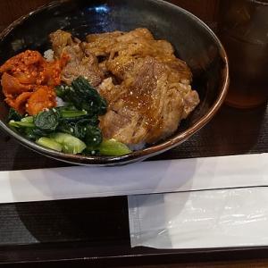 【優待ご飯】トリドールホールディングス (3397)の「切りたて牛肉専門店 肉のヤマキ商店」で「カルビ焼肉丼」を食べてきました♪