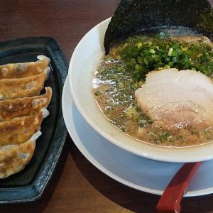 【優待ご飯】ギフト (9279)の「ばってんラーメン」で「ネギラーメン+肉汁餃子セット」を食べてきました♪