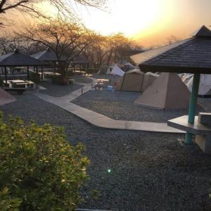 【有名無料キャンプ場】大津谷公園キャンプ場 訪問レビュー②