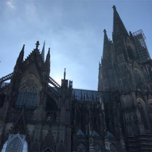 【ドイツ世界遺産】ケルン大聖堂を思い出す