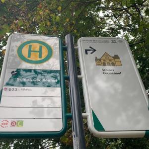 【ドイツ世界遺産】ポツダムとベルリンの宮殿群と公園群で雨に遭う