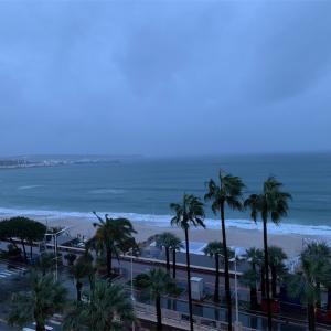【コート・ダジュール旅行 2】カンヌとモナコで土砂降りの雨を経験する