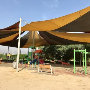 【クウェートの公園】Nuzha Kids Playgroundに行ってみた