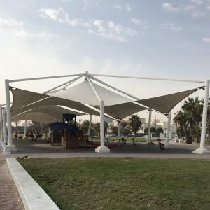 【クウェートの公園】Enjefa beachでピクニック