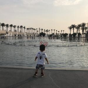 【クウェートの公園】Musical Fountain Park
