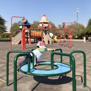 【クウェートの公園】Riggai Parkへ行ってみた