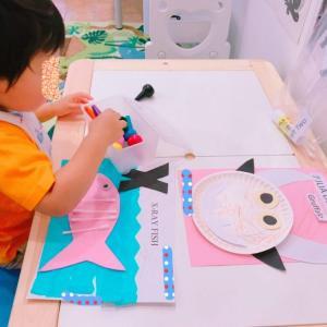 【コロナでオンライン授業】2歳児が受けるクウェートの遠隔クラス