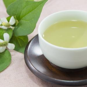 ドクダミ茶を健康・美容に活用して体内からきれいに!美味しく飲むには?