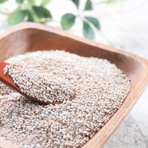 チアシードは髙い栄養素の結晶した人気のスーパーフード