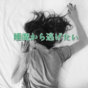 いつでも眠いはやばい。