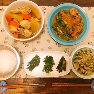 【食レポ】煮物と炒め物とワタシ・・・_0322