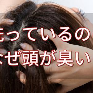 頭皮が臭い4つの原因と、髪が臭い5つの原因。ストライクの対処法を現役美容師が徹底解説。