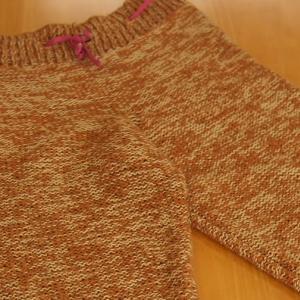 毛糸のインナーパンツ