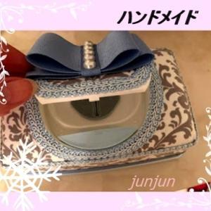 ハンドメイド♡手作り通販サイトで購入した、袱紗ケースとウェットティッシュケース★