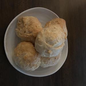 家でのパン作り