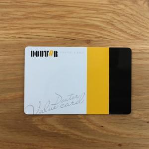 ドトールのバリューカードを作ってみたら色々と簡単だった
