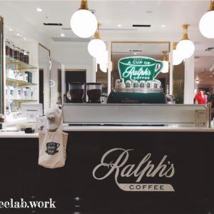 ラルフローレンのカフェ ラルフズコーヒー@ニュウマン横浜