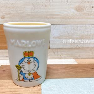ビーカープリンのマーロウ♪ドラえもん50周年記念カップと新業態カフェ マーロウブラザーズコーヒー