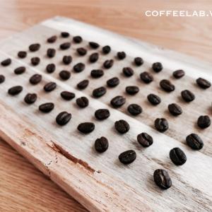 ベートーベンこだわりのコーヒー豆60粒と【グレーテルのかまど】フルーツコンポート