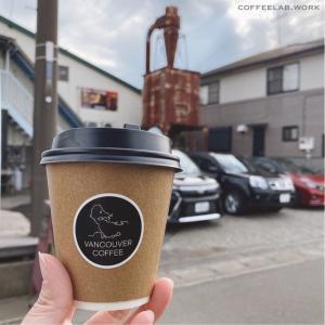 バンクーバーコーヒー厚木はゆったり倉庫型カフェ♪