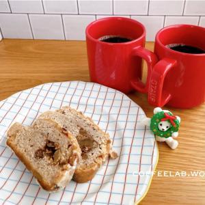 シュトーレン3つ目は旅するパン屋タキビベーカリーの渋皮栗シュトーレン@ディーン&デルーカ