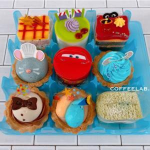 ピクサー好き必見!コージーコーナーのプチケーキがかわいすぎる【子供の日】
