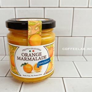 カルディのマーマレードジャムでアレンジコーヒーを作ってみた