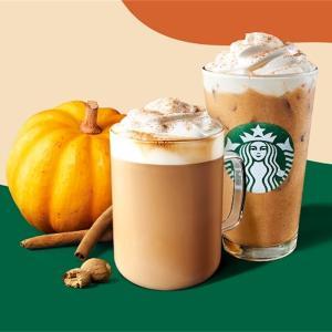 お芋にする?かぼちゃにする?スタバとタリーズ9月の新作ドリンクが秋満載