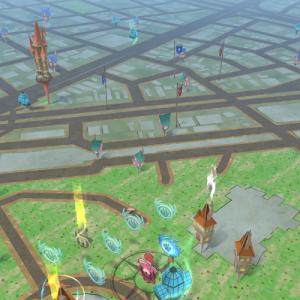 【魔法同盟】ハリーポッター初の「コミュニティデイ」を鶴舞公園でプレイしてきた