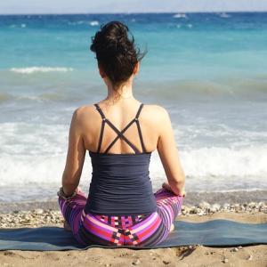 たった5分でできるHAPPY習慣♡ 片鼻呼吸で心と身体をリラックスさせよう!