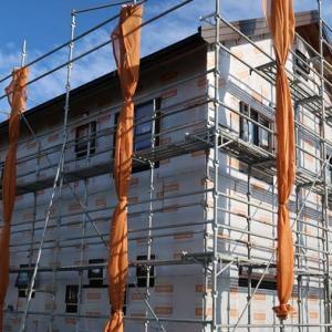 桧家住宅が長野県で建てる40坪の新築一戸建工事の進捗状況