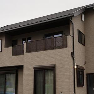 ゼロから始まる田舎の新築一戸建が購入を決めてから約1年で完成