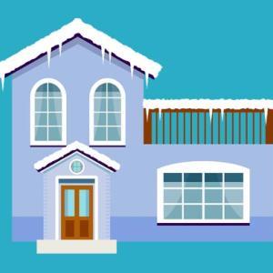寒冷地の冬場を比較!築14年の賃貸アパートと最新の新築一戸建