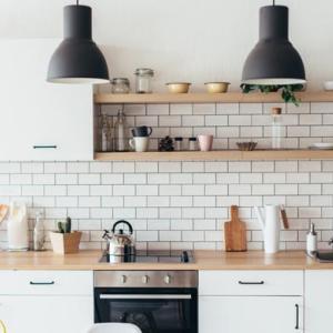 自由設計で動線と収納を考えた使いやすいキッチンのポイント