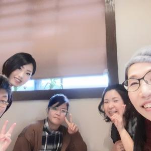11月の【Cheer up手話べりカフェ】