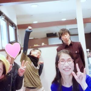 1月の【Cheer up手話べりカフェ】
