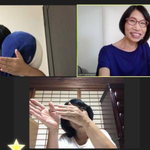 【Cheer up手話べりオンラインサロン】平日コースを開催しました