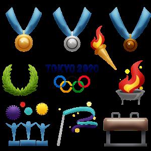 東京オリンピック開会式の動画