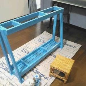 DIY経過と色の効果
