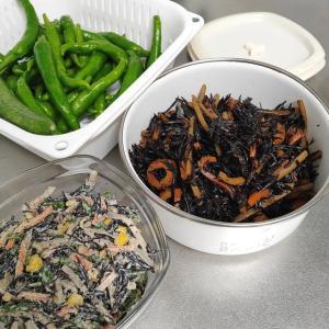 とれた野菜&冷凍野菜で節約