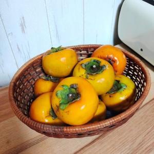 【季節の養生】柿の薬膳効果と乾燥肌