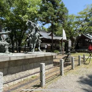 【ダイエット旅】 川中島の戦い跡へ 私が旅する理由