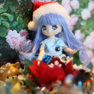 クリスマスデコで撮影★第1弾