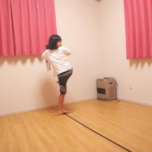 我が家のコロ♀練習部屋