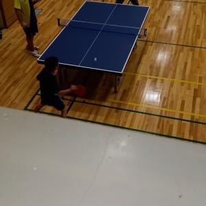 コロ♀兄の卓球35 次の大会の組み合わせ決定