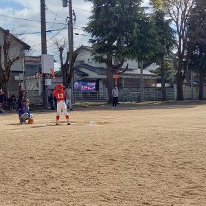 3ー4年生チーム練習試合