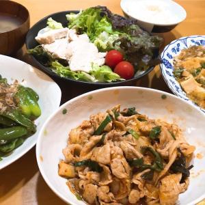 【麻婆豆腐&豚キムチ】~丼にも良し♪~